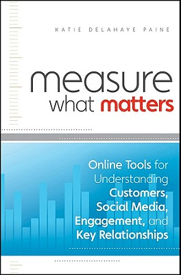 Measure What Matters By Paine, Katie D.
